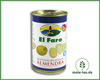 Almond-stuffed olives, El Faro, Tin 150g.