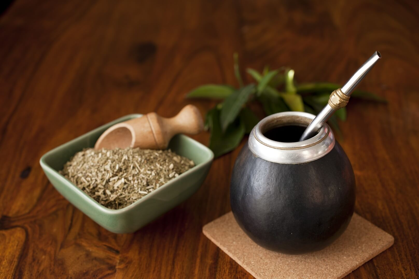 Mate contains all essential vitamins