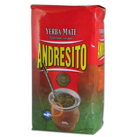 Andresito - Mate Tee aus Argentinien 1kg
