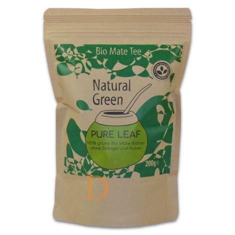 Mate Tee Delicatino Premium - Natural Green - 200g (natürlich und ungeräuchert)