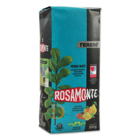 Rosamonte Tereré - Mate Tee aus Argentinien 500g
