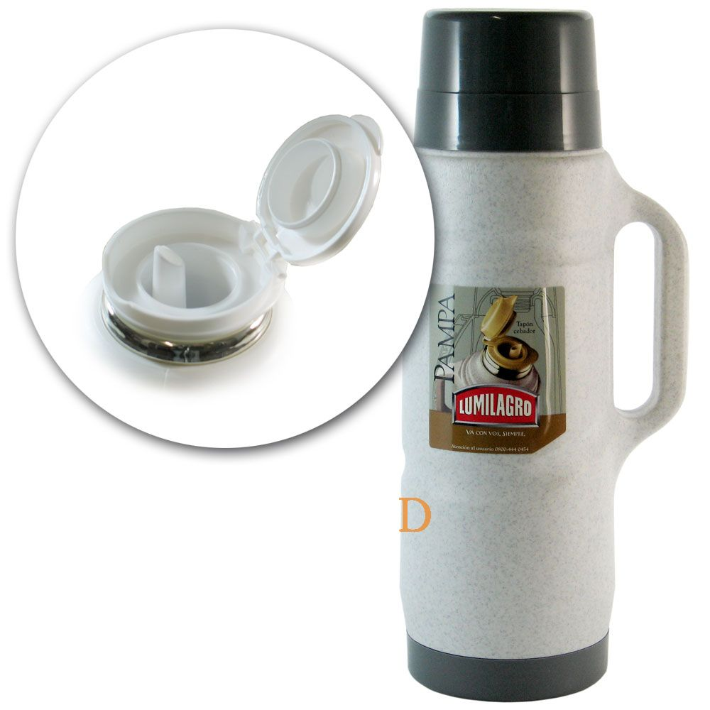 Termo Pampa 750 Ml Rot Thermoskanne