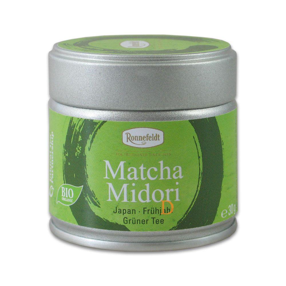 Bio Tee Matcha Midori 30g Grüner Tee