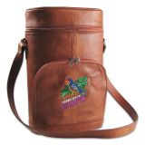 Matera Pajarito brown leather